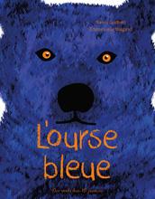 L'ourse bleue - Couverture (cliquer pour agrandir l'image)